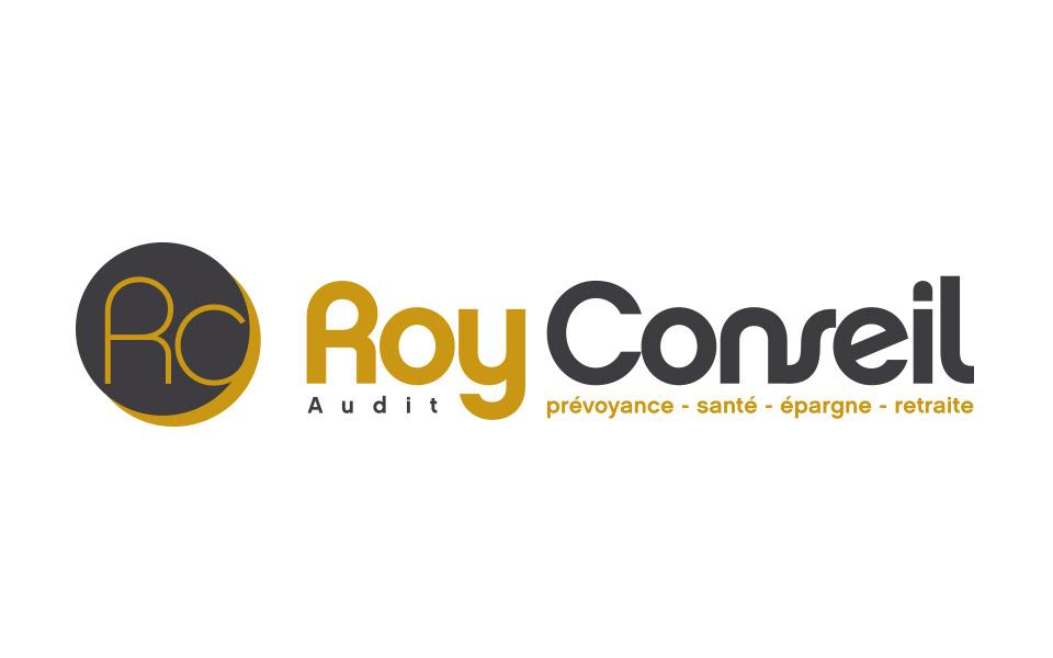 Logo Et Carte De Visite Roy Conseil